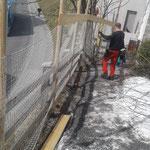 Netzabbau Haus des Kindes - Skikindergarten