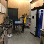 Grüner Ring - Türen vorbereiten für Winterauslieferung, montieren der Ständer