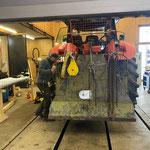 Seilwinde auf Steyr 6190 CVT montieren