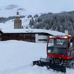 Snow Rabbit 3, Wege präparieren Richtung Stubenbach