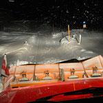Unimog 1600 Richtung Fischteich