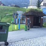 Ortsverschönerung und Mülldienst