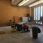Halbjahresreinigung Tischlerei Bauhof