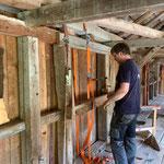 Projekt Zuger Säge, Renovierungsarbeiten
