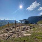 Spielplatz Seekopf Bergstation, aktueller Stand