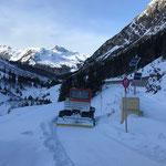 Snow Rabbit 3, Wegepflege Zürs - Lech