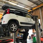 Service Fiat Panda