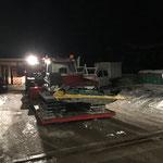Rücktransport Paana zum Bauhof