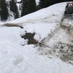 Winterwanderweg Berg, mit Paana