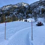 Snow Rabbit 3, Wanderweg Ebra-Zürs...