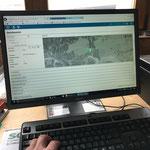Dokumentation Aufforstung am Computer