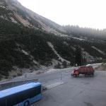 Bauschutt auf Deponie führen mit Unimog 530