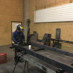 Holzlager-Wagen konstruieren