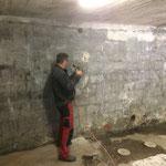 Waldbad Lech - Schremmarbeiten