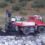 ...U400 und Steyr 6190