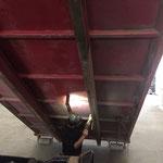 Adaptierungsarbeiten Container