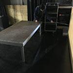 Bühnenbau für Fantastic Gondolas - Party in der Postgarage