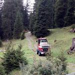 Sanierung Weg Ebrawald