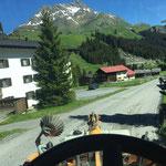 Straßenwascharbeiten in Stubenbach, mit U400 und L509