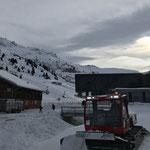 Winterwanderwegpräparierung in Zürs, mit Snow Rabbit 3