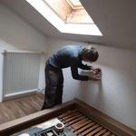 Malerarbeiten Wohnung ARA