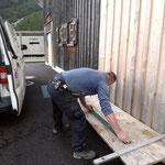 Diverse Reparatur- und Instandhaltungsarbeiten Gasthaus Älpele