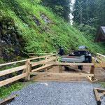 Geländersanierung Walkerbachbrücke
