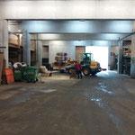 Bauhof aufräumen