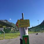 Skatepark Lech fertig machen