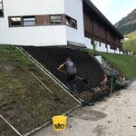 Kanalreparatur Schule humusieren