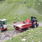 Wegebau am Stierlochweg