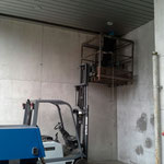 Kameratausch Bauhof-Tankstelle