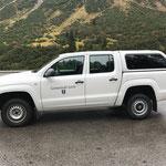 VW-Amarok: EG 1958kg / 140 PS / BJ 2016