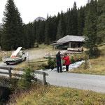 Geländerneubau Weißbach-Brücke Zuger Säge