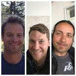 Heute hat uns auch der letzte Bademeister nach den Saisonsabschlussarbeiten verlassen, danke Brian, Paul und Chris!