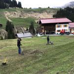 Ortsverschönerung Splittkehren Stubenbach