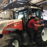 Fahrzeugpflege Steyr