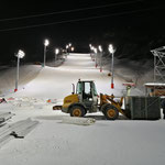 Mithilfe beim Rückbau Skiweltcup Flexenrace
