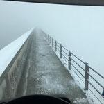 Drittleistung: Schneeräumung für ÖBB am Spullersee