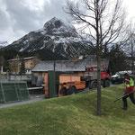 (Deal der LZTG für Platzbenützung Arlberg Classic Car Rally)
