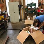 Filterlieferung für gesamten Fuhrpark kontrollieren