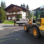 Arlberg läuft Veranstaltung retourbauen beim sport.park.lech