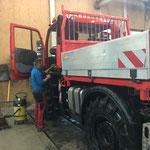 Fahrzeugpflege U400