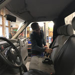 Fahrzeugpflege Pritsche alt