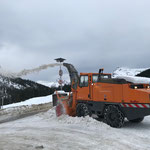 Nachfräsarbeiten mit der Rolba 1500 in Zug