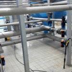 Reinigungsarbeiten Wasserwerk Lech/Zug