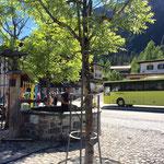 Dorfbrunnen auskärchern mit U400