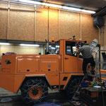 Neue Beleuchtung montieren Rolba 600