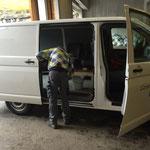 Innenreinigung VW-Bus