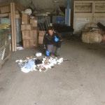 SOKO-Restmüll im Einsatz gegen unbezahlte Restmüllentsorgung